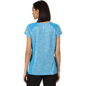 Regatta Breakbar V T-Shirt Dames, blue aster